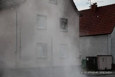 Fenster Griesheim spektakuläre übung mit knalleffekt feuerwehr griesheim