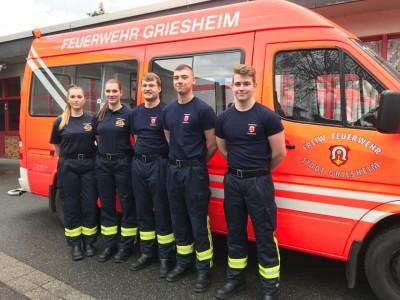 Feuerwehreinsatz Griesheim