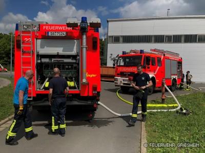 Griesheim Feuerwehr